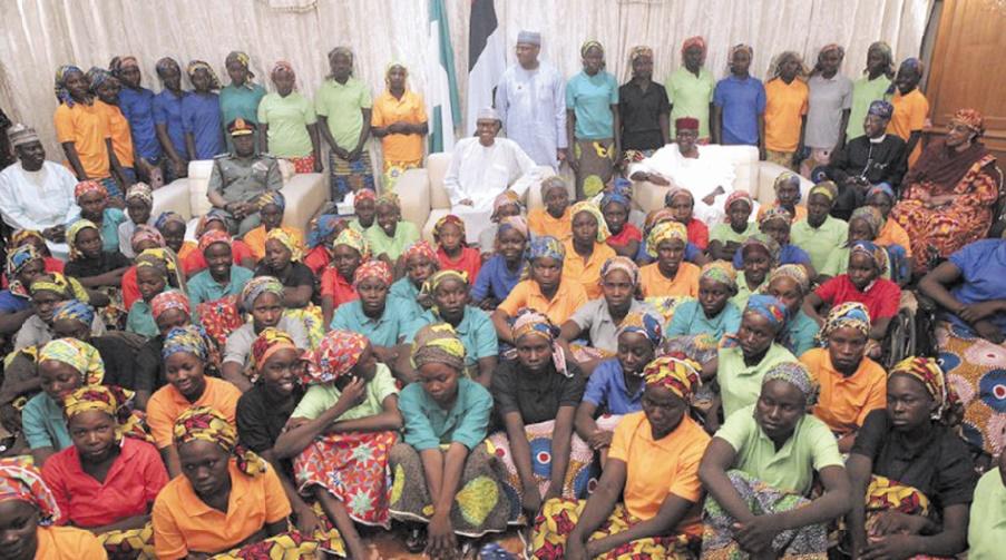 Libération de 76 écolières enlevées par Boko Haram