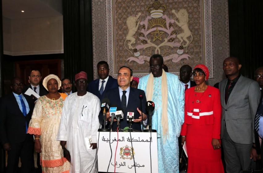 La Chambre des représentants et le Parlement de la CEDEAO en conclave à Rabat