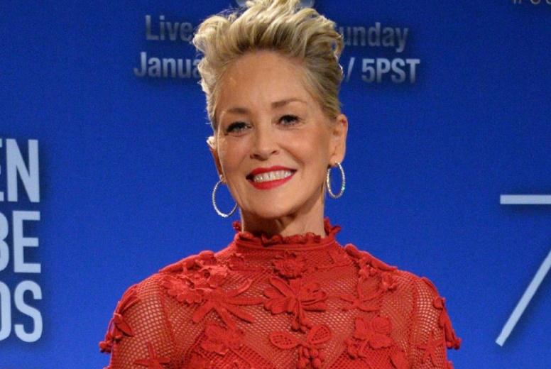 Sharon Stone se confie sur son AVC