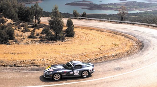 Roundup sur les étapes du 25ème Rallye Maroc Classic