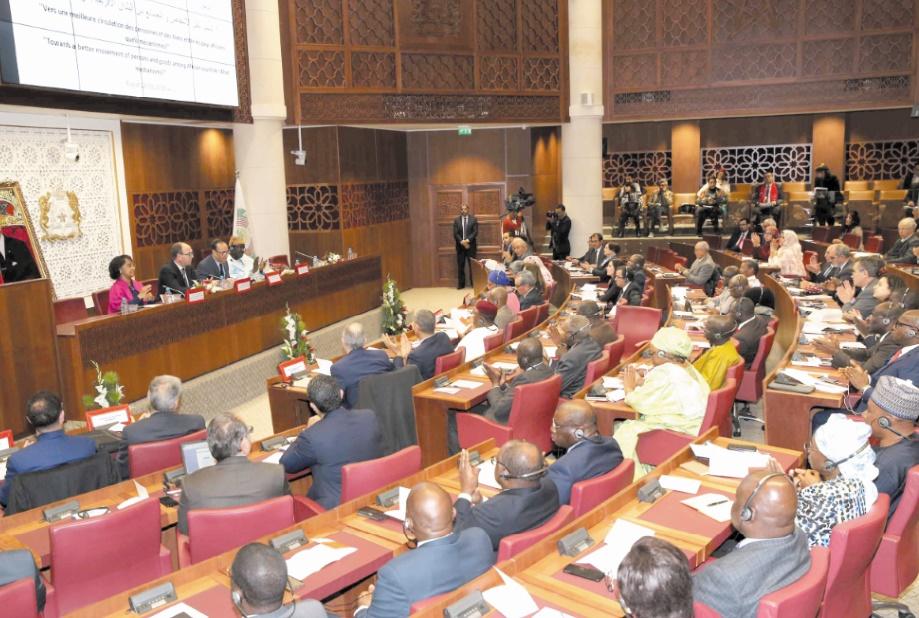 L'adhésion du Royaume à la dynamique africaine mise en lumière à Rabat