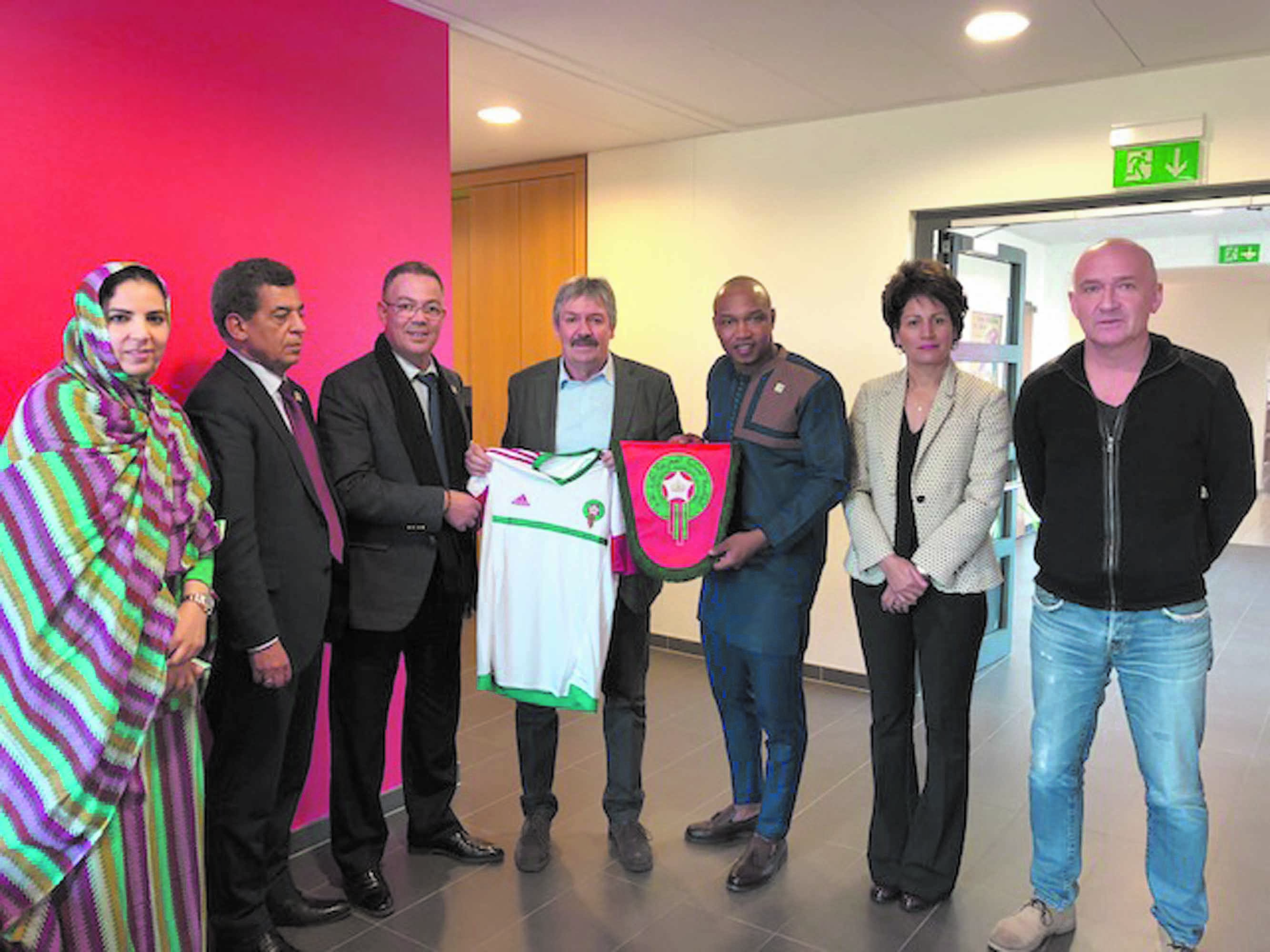 La promotion de la candidature marocaine pour le Mondial 2026 bat son plein
