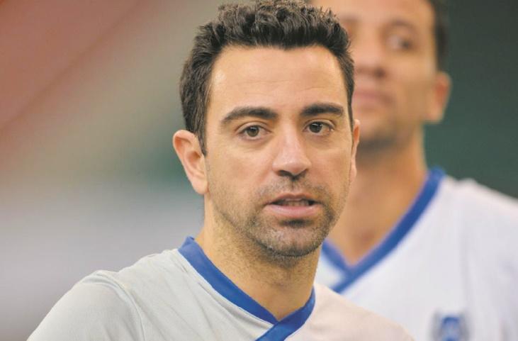 Xavi ambassadeur du Mondial-2022