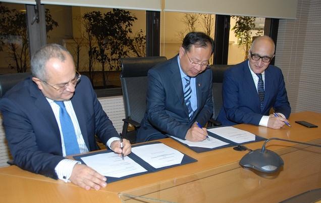 Signature d'un mémorandum d'entente entre la BMCE Bank of Africa et la Chine Development Bank