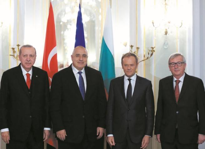 L'UE déplore l'absence de compromis concret avec la Turquie
