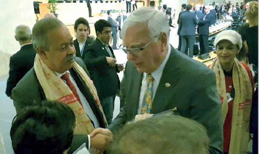 Le Sommet africain du Rotary international à Marrakech