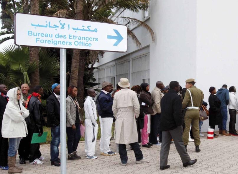 Assouplissement des critères de régularisation des migrants