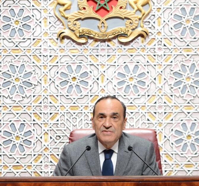 La Chambre des représentants tourne à plein régime : Tenue de la session extraordinaire du Parlement