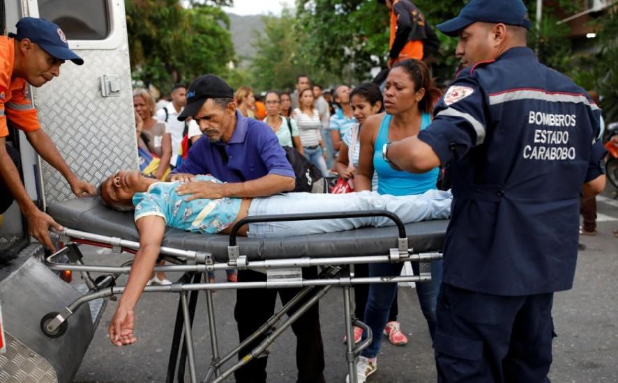68 morts dans une mutinerie au Venezuela