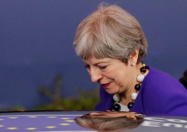 Theresa May en campagne pour rassurer sur l'après-Brexit