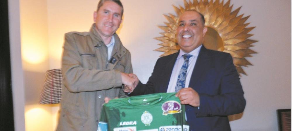 Juan Carlos Garrido rempile avec le Raja