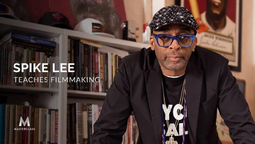 Suivre des cours de cinéma avec Spike Lee