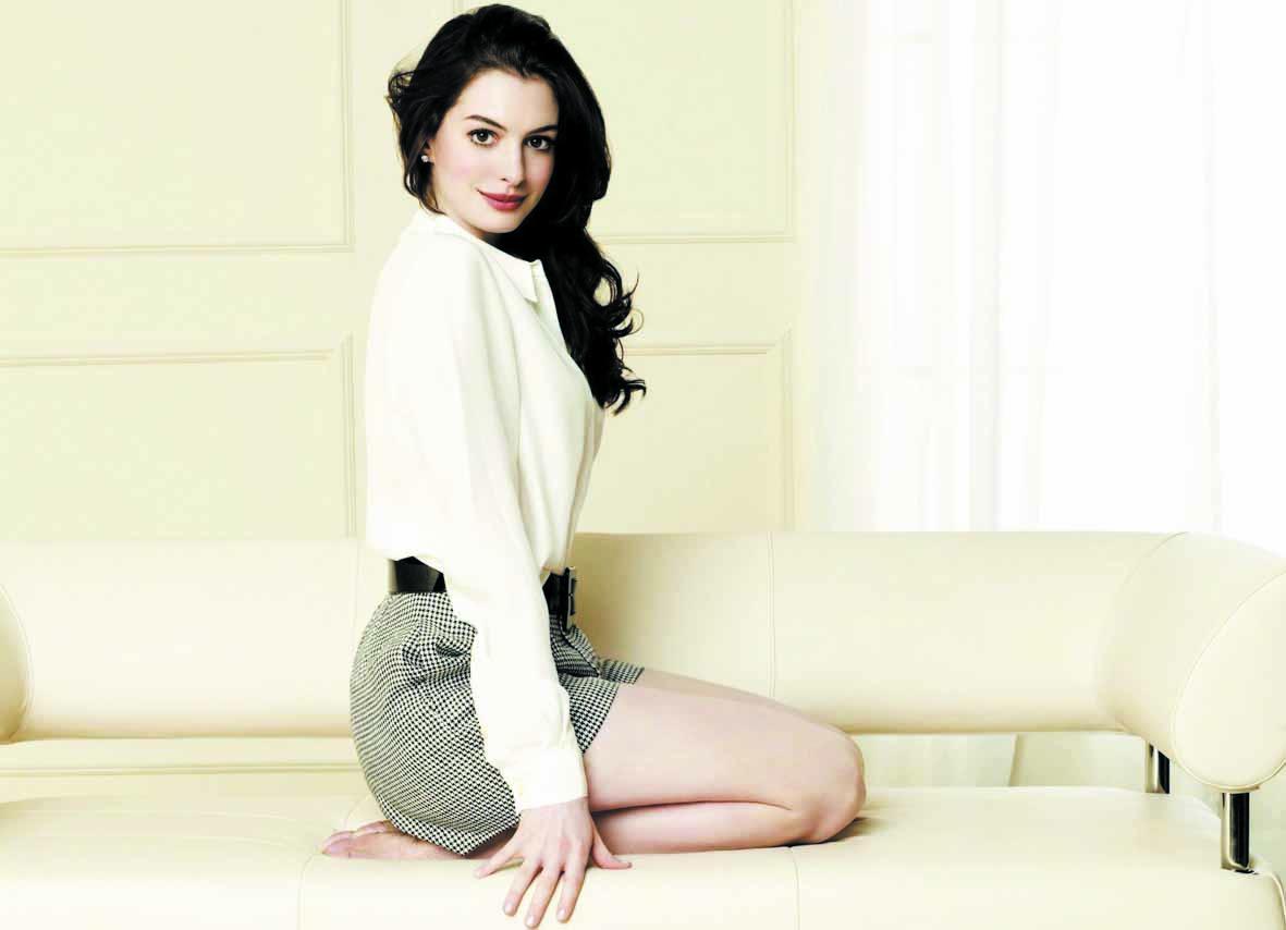 Les complexes des stars : Anne Hathaway