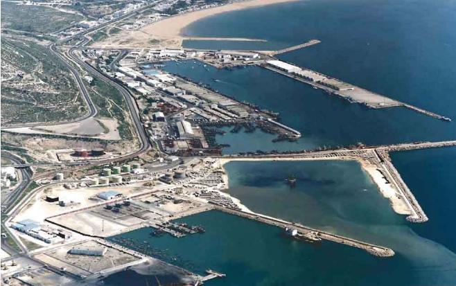 Le taux d'avancement des travaux dans le nouveau port de Safi a dépassé les 85%