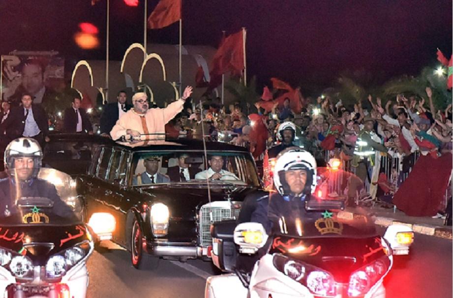Mobilisation totale autour de la première cause nationale : Le Maroc restera dans son Sahara, et le Sahara demeurera dans son Maroc jusqu'à la fin des temps