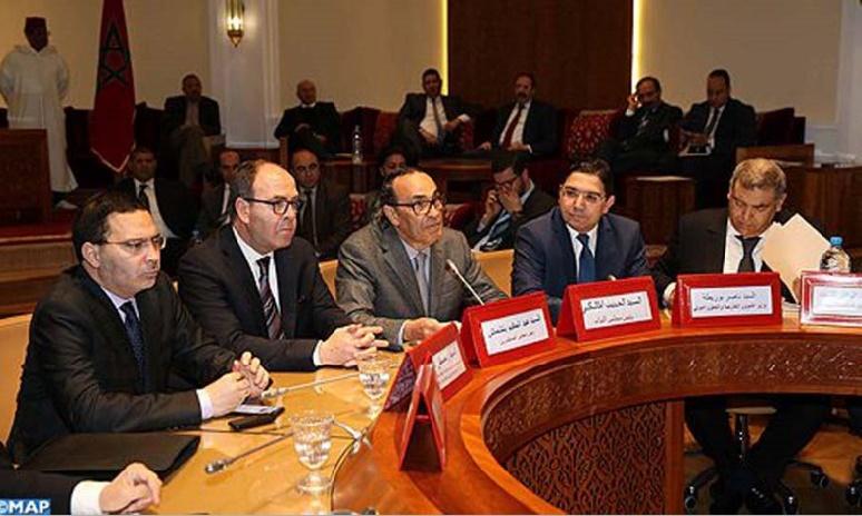 Habib El Malki : L'intégrité territoriale est pour nous une question existentielle