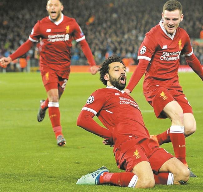 Le Liverpool de Salah détruit City