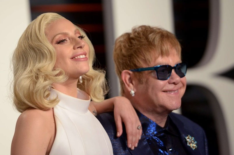 """Lady Gaga reprend Elton John avec """"Your Song"""""""