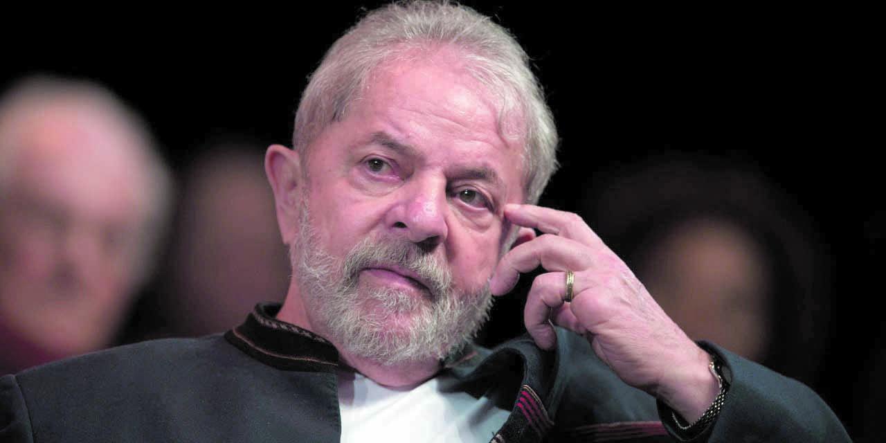 L'ancien président du Brésil passe sa première nuit en prison