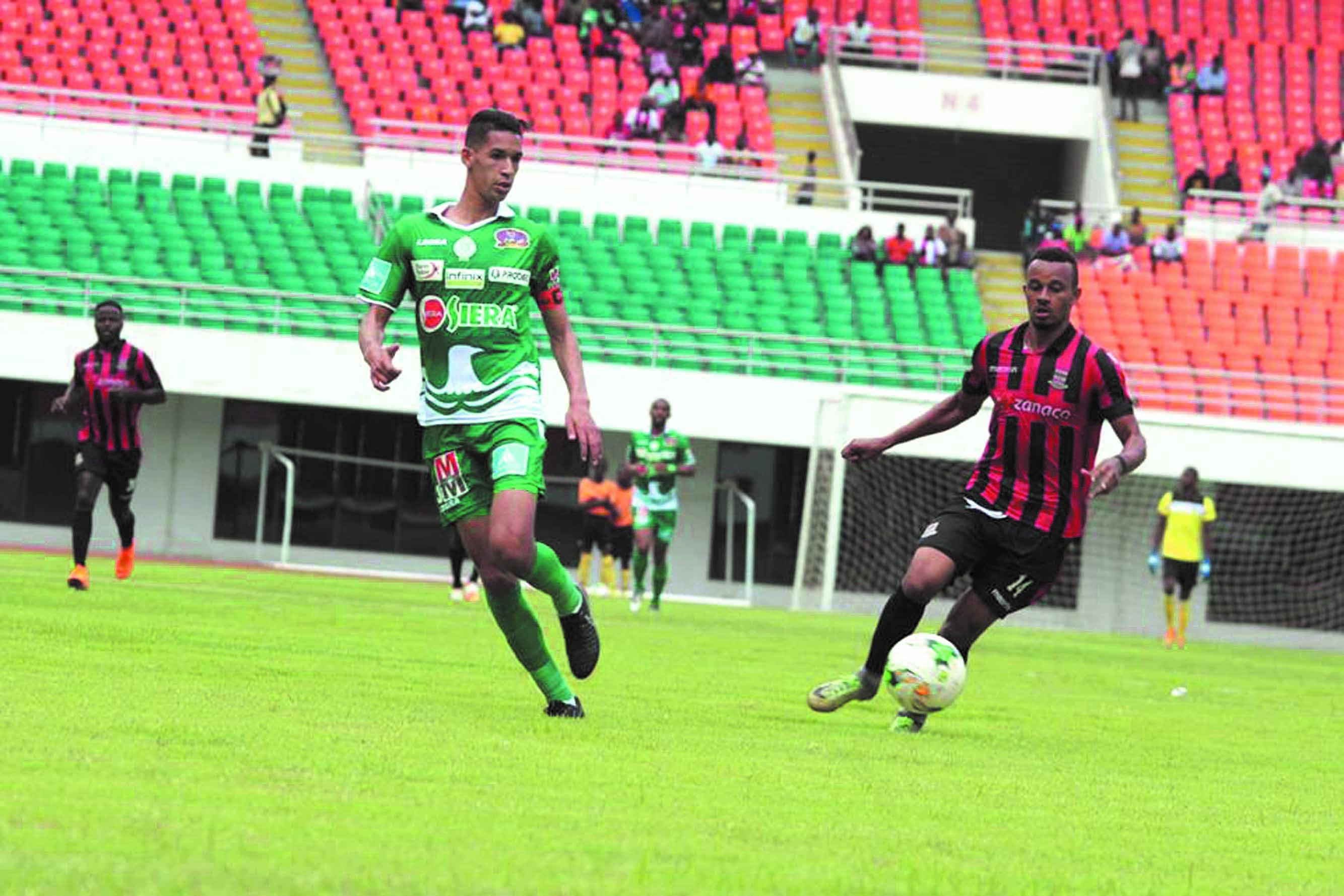 Le Raja pratiquement en phases de groupes de la Coupe de la CAF