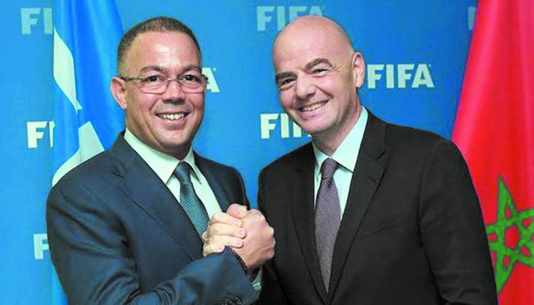 """Coupe du Monde 2026 : Réponse de la FRMF à la lettre de  la FIFA au sujet du """"Scoring System"""""""