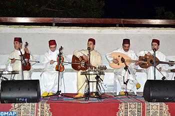 Tanger consacre la créativité de la musique andalouse