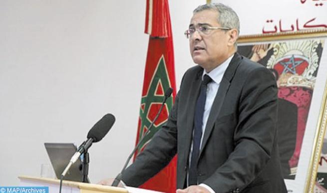 Mohamed Benabdelkader au Forum de la MAP
