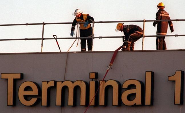 Insolite : Un terminal d'Heathrow aux enchères
