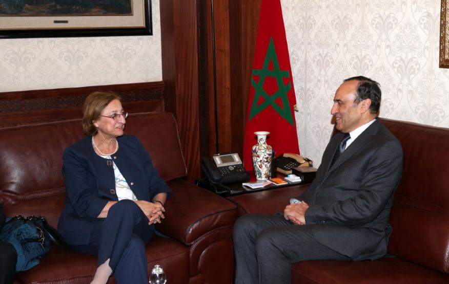 Nouveau programme de coopération entre l'UE et le Maroc