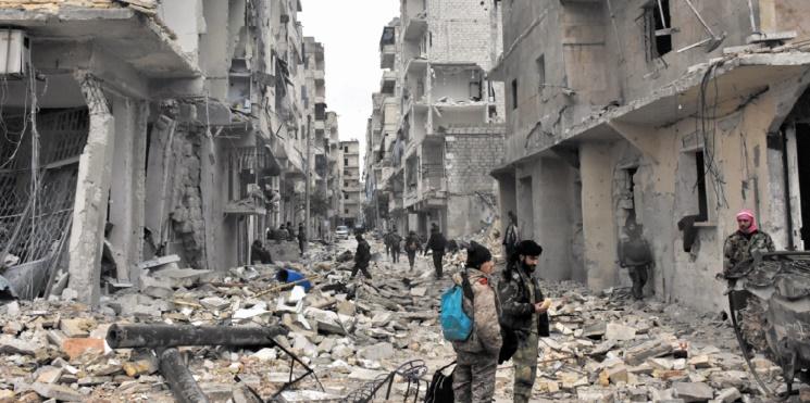 Le Royaume-Uni prudent sur une éventuelle action en Syrie
