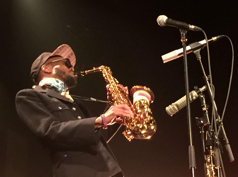 Jowee Omicil en ouverture du 13ème Jazzablanca