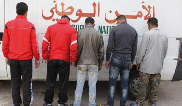 Quelque 19.000 arrestations pour délits et crimes divers ont été enregistrées à Oujda durant le premier trimestre