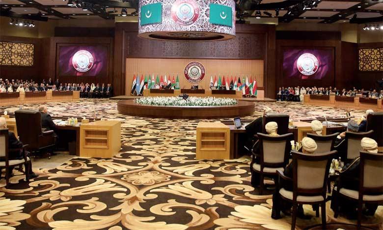 Le Sommet arabe de tous les défis