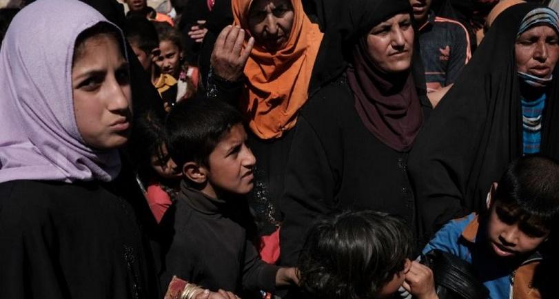 Amnesty dénonce l'exploitation de femmes en Irak suspectées de liens avec l'EI