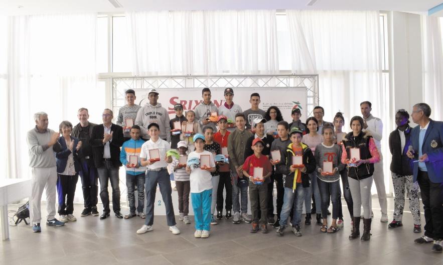 Junior Srixon Tour