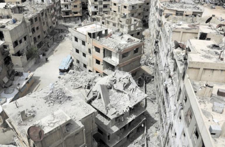 L'enquête des experts de l'OIAC à Douma au point mort