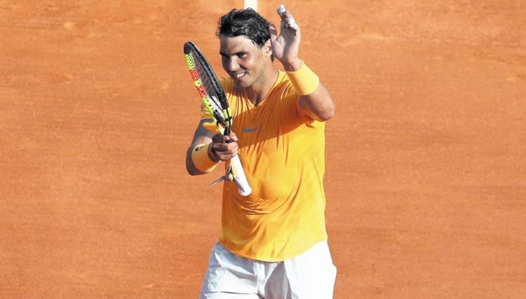 """Nadal lance sa quête de la """"Undécima"""" en douceur au Masters 1000 de Monte-Carlo"""