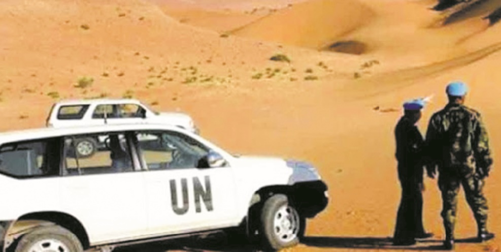 Le Polisario tire à balles réelles sur la MINURSO
