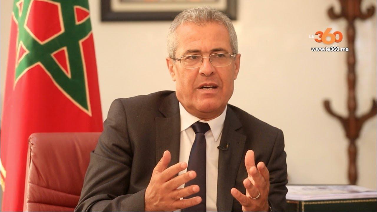 Mohamed Benabdelkader reçoit le ministre burundais de la Fonction publique, du Travail et de l'Emploi