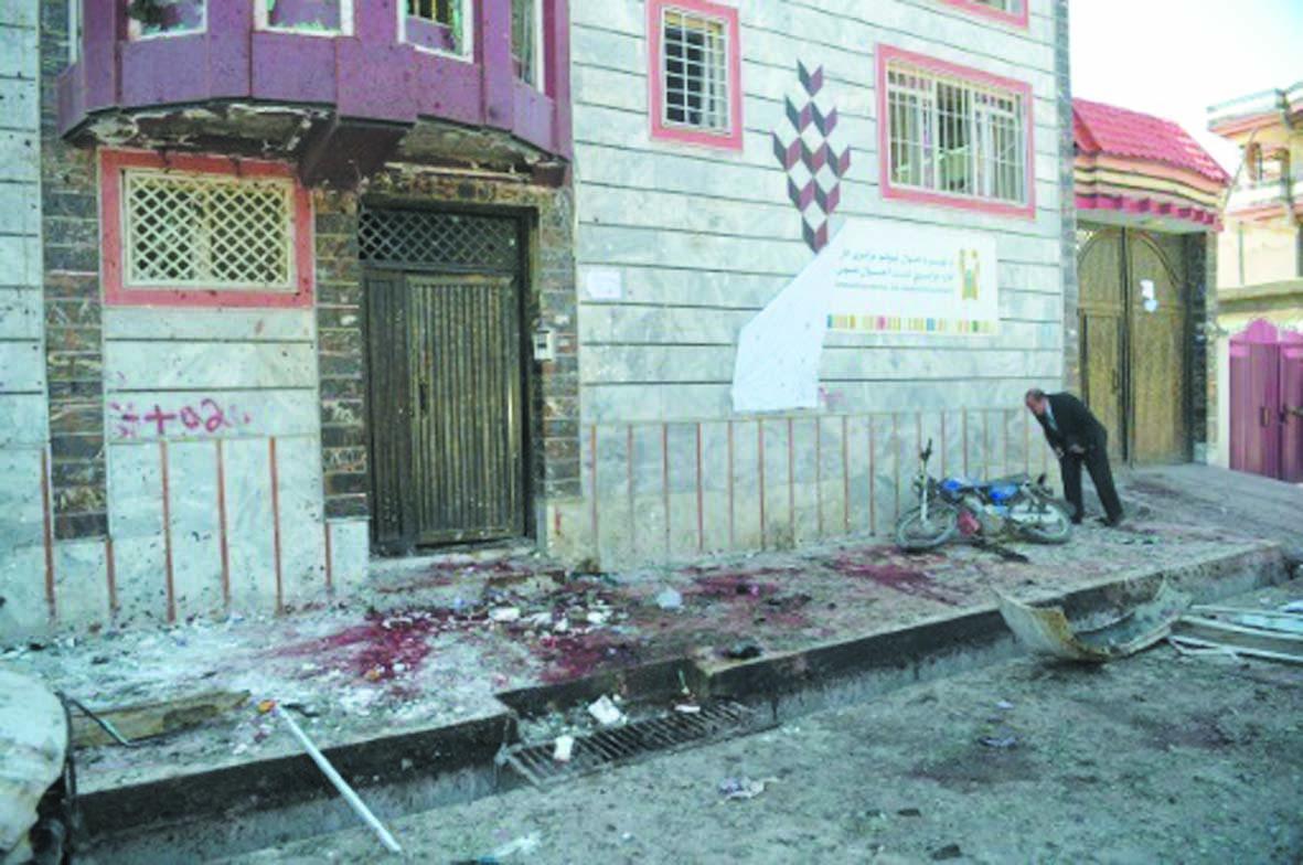 Au moins 31 morts dans un  attentat anti-électoral à Kaboul