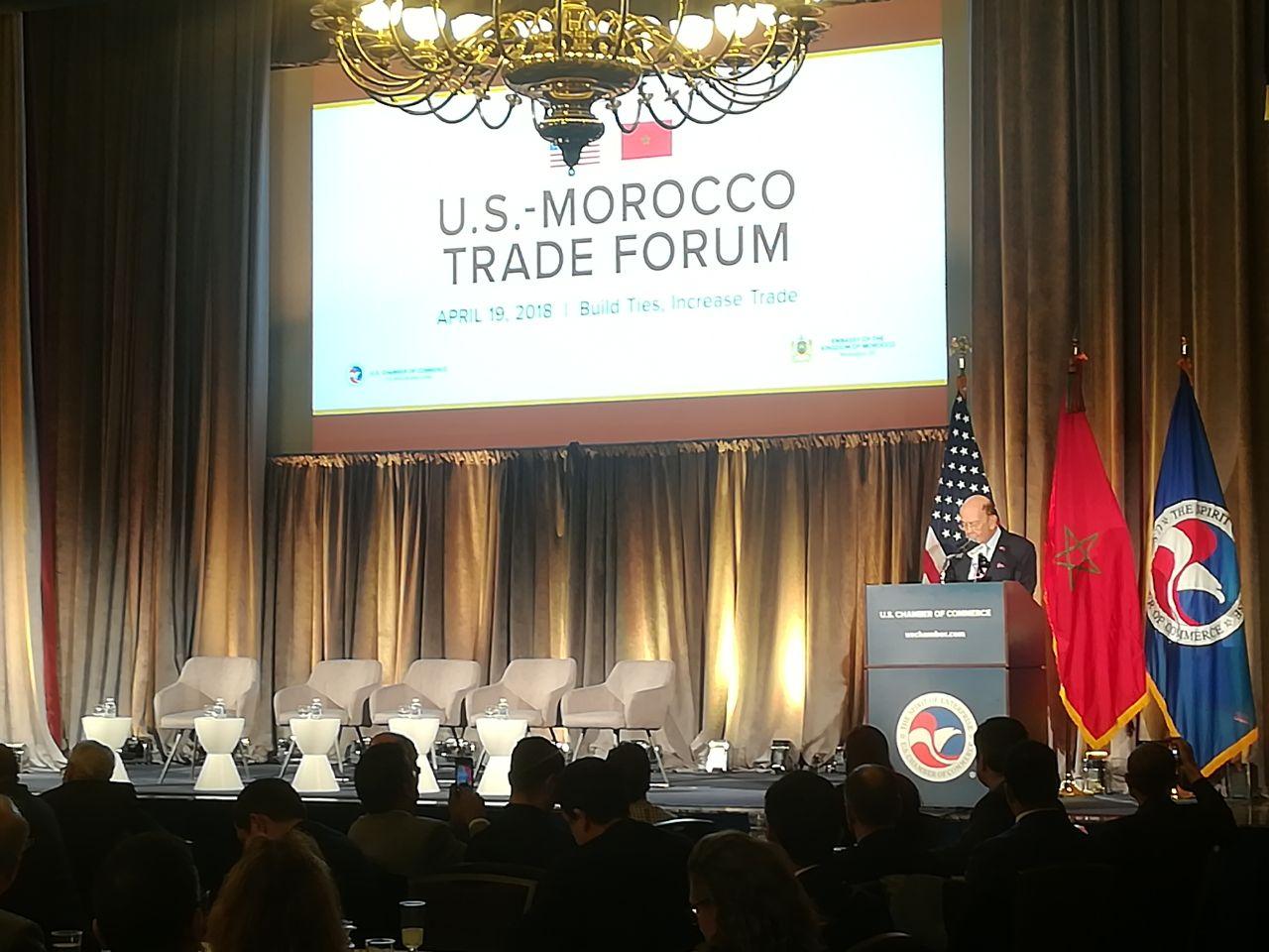 Signature de trois mémorandums d'entente dans les domaines  de l'énergie, des affaires et de la finance entre le Maroc et les Etats-Unis