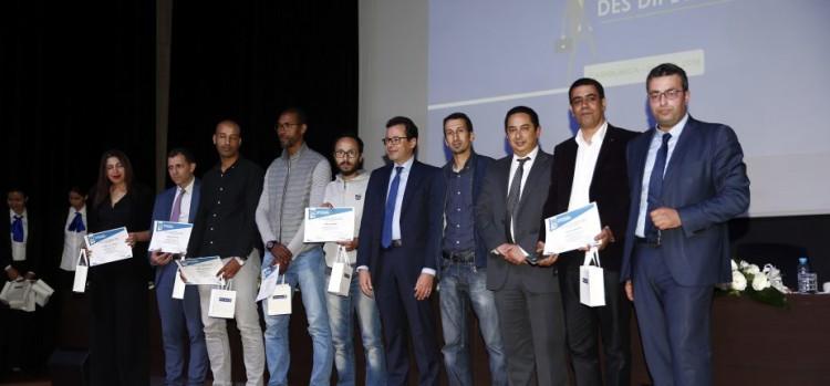 """BMCE Bank fête la 1ère promotion  du """"Club de l'entrepreneuriat"""""""