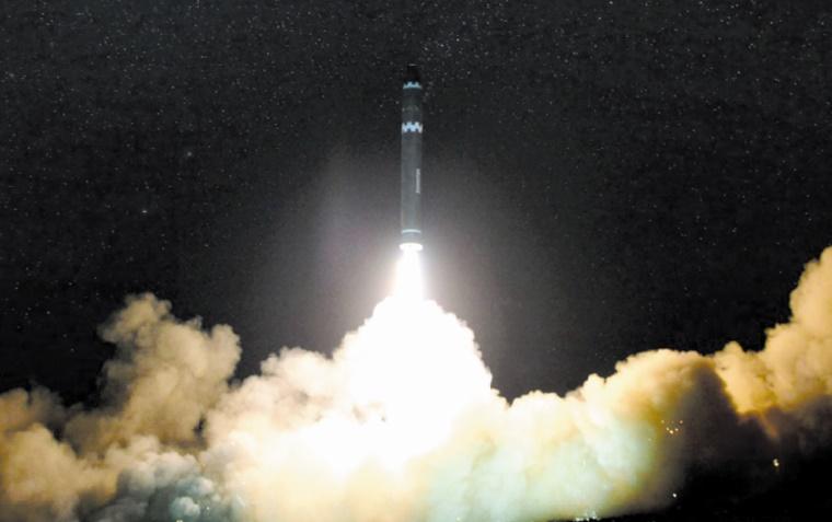 L'ONU alerte sur la menace croissante de l'utilisation d'armes nucléaires