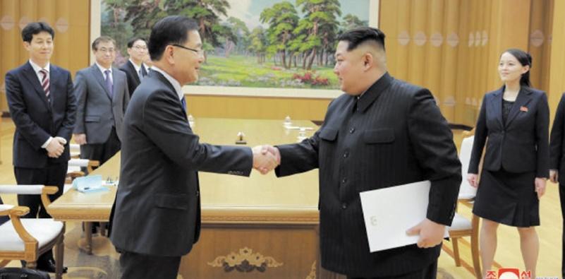 Les deux Corées vont tenir leur premier sommet depuis 2007