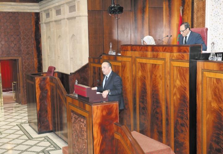 Adoption des projets de loi relatifs à l'institution du Médiateur et au CCM