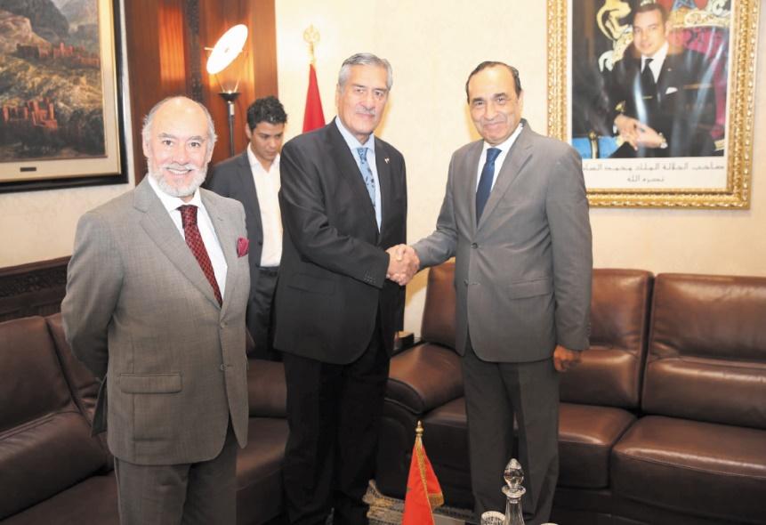 Parlatino et Parlement andin réitèrent leur soutien à l'intégrité territoriale du Maroc