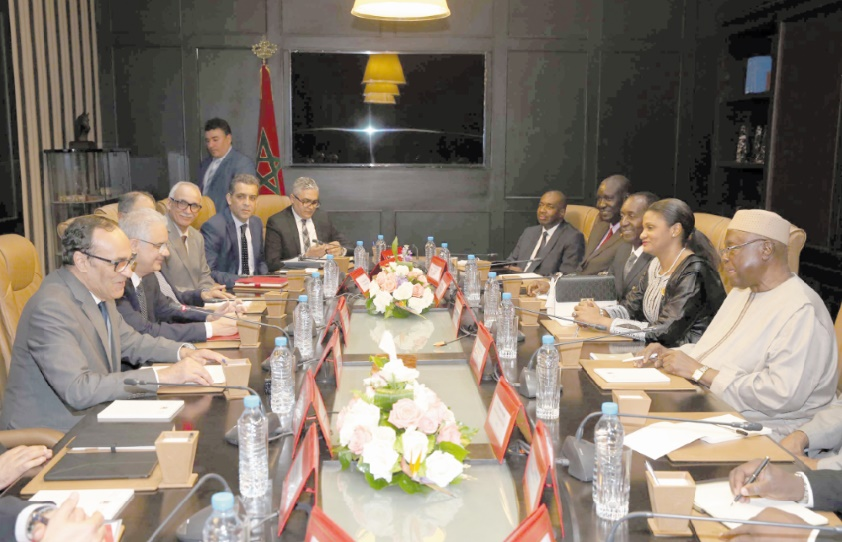 Le président de l'UCESA loue le soutien du Maroc à l'action africaine commune