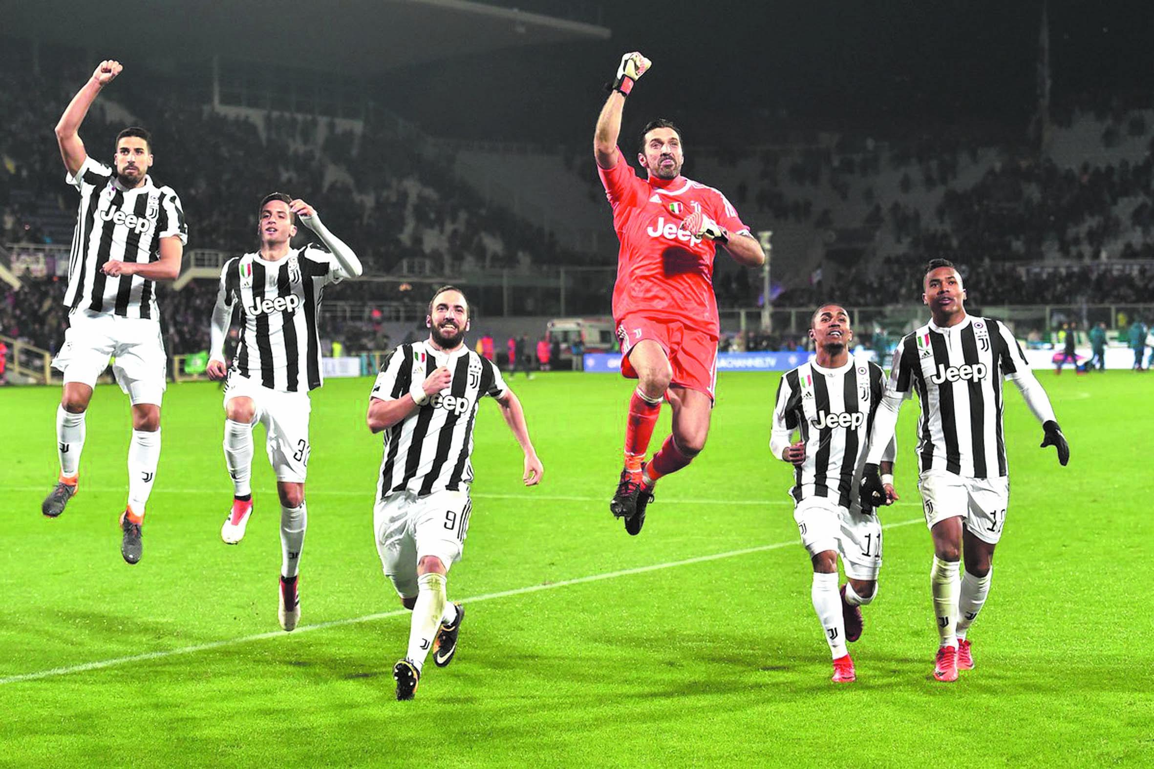 La Juventus est une Vieille Dame coriace