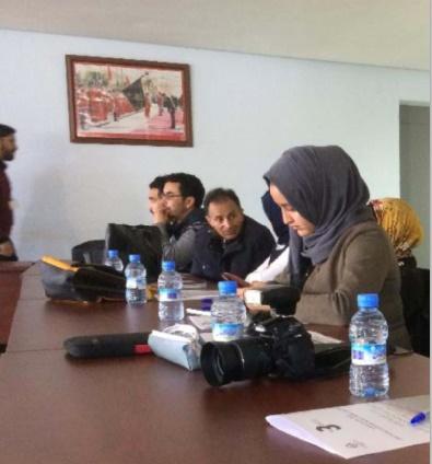 Immigration, asile et droits des migrants Session de formation pour les journalistes de l'Oriental