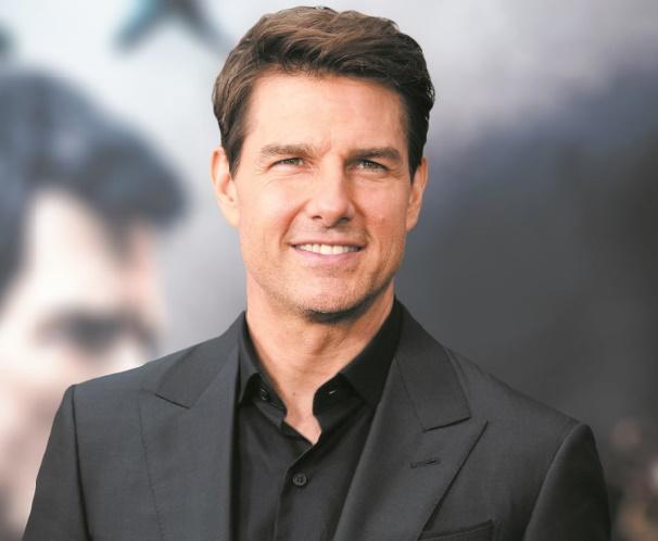 Tom Cruise : Difficile de finir une scène avec la cheville cassée